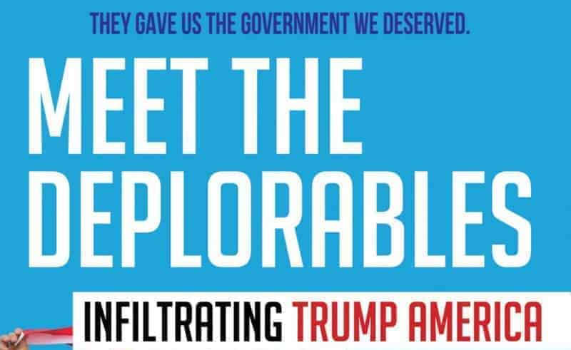 MEET THE DEPLORABLES