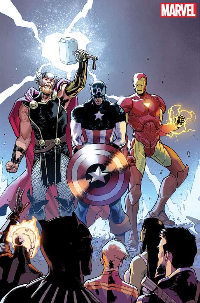 FCBD Avengers
