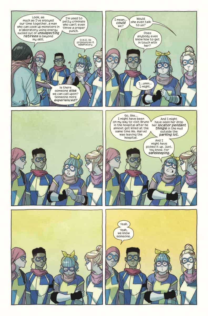 MS MARVEL #27