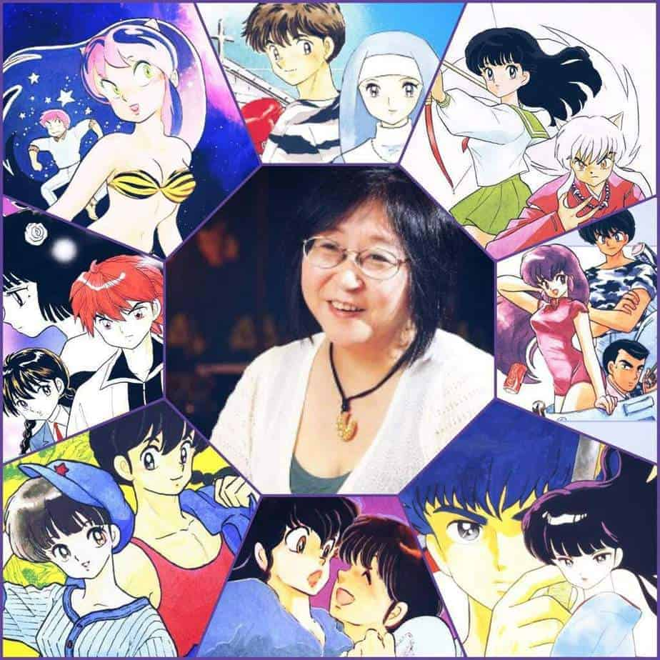 Rumiko Takahashi, and her most famous works