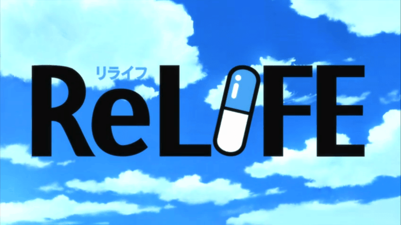 ReLIFE Title Card