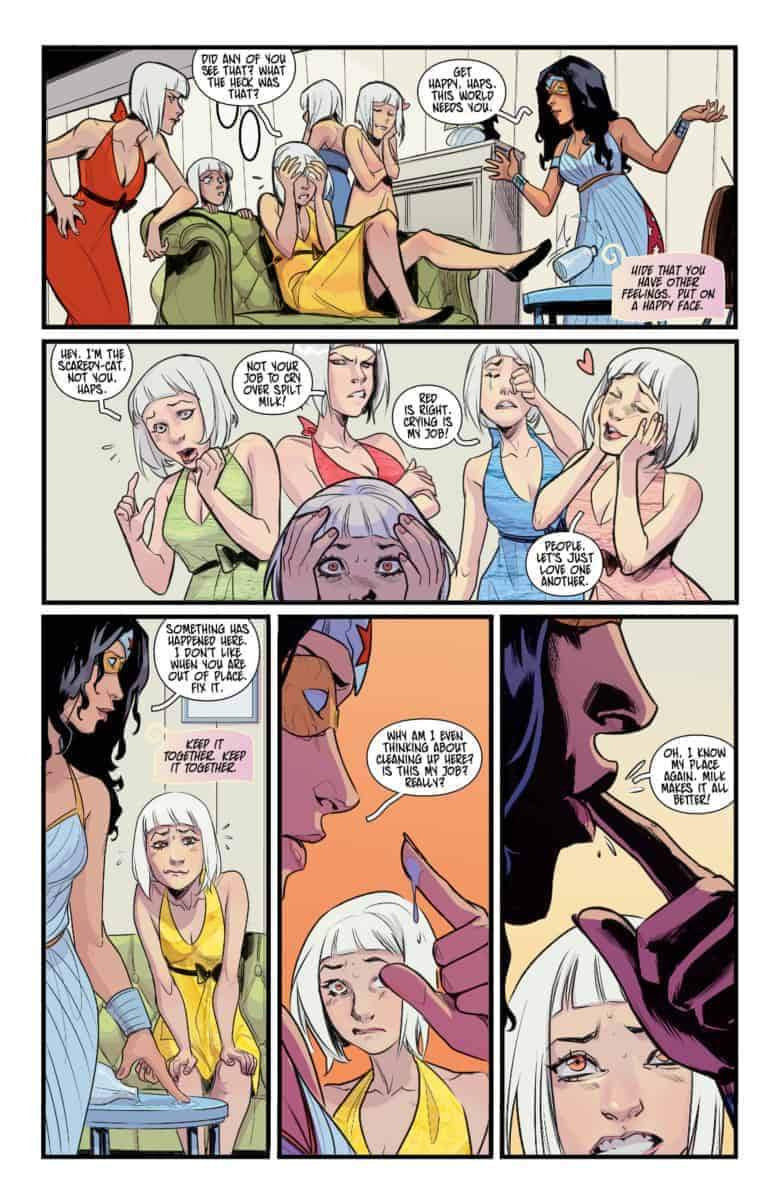 SHADE, THE CHANGING GIRL/WONDER WOMAN SPECIAL #1