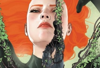 Poison Ivy graces the cover of Batman #41