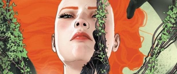 Poison Ivy graces the cover of Batman #41