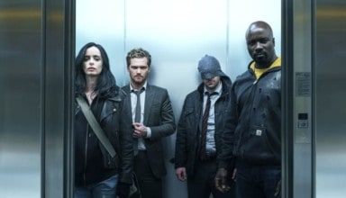 Marvel's DEFENDERS