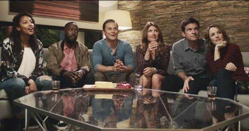 The main cast in GAME NIGHT