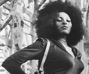 Pam Grier of blaxploitation fame. Image Courtesy of The Source.