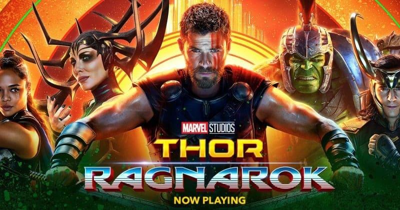 Thor Ragnorak Wide