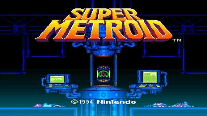 Super Metroid for the SNES