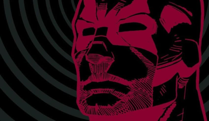 Daredevil- Man Without Fear Cover