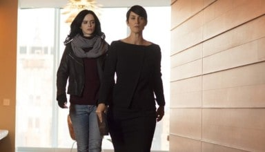 Jessica Jones- Jeri and Jess