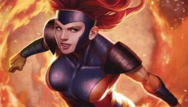 Jean Grey and the Phoenix