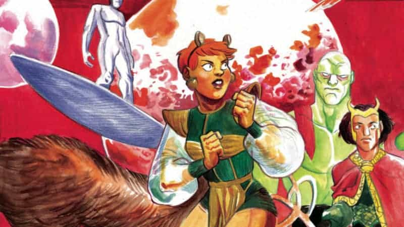 SQUIRREL GIRL #30