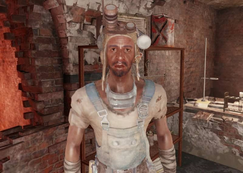 Tinker Tom Railroad FALLOUT 4