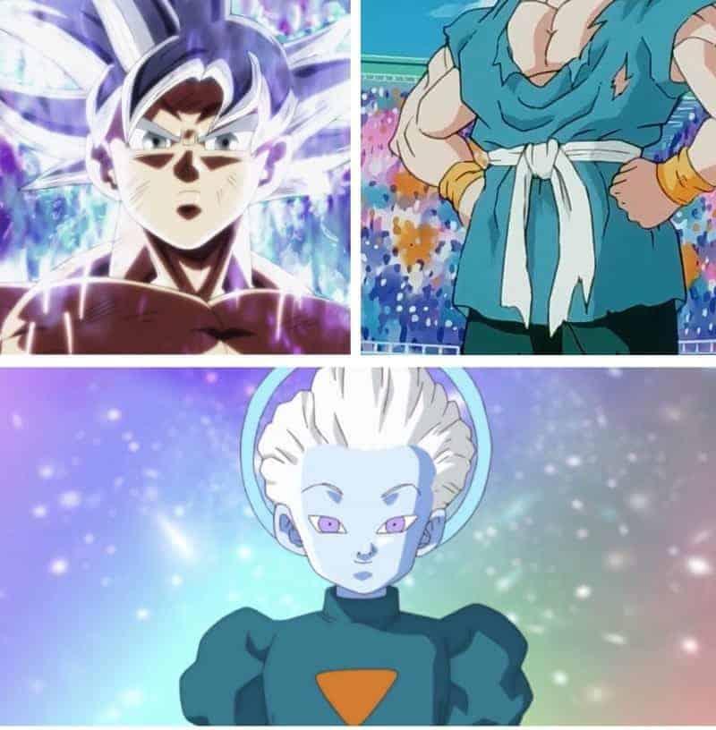 DBS anime theories