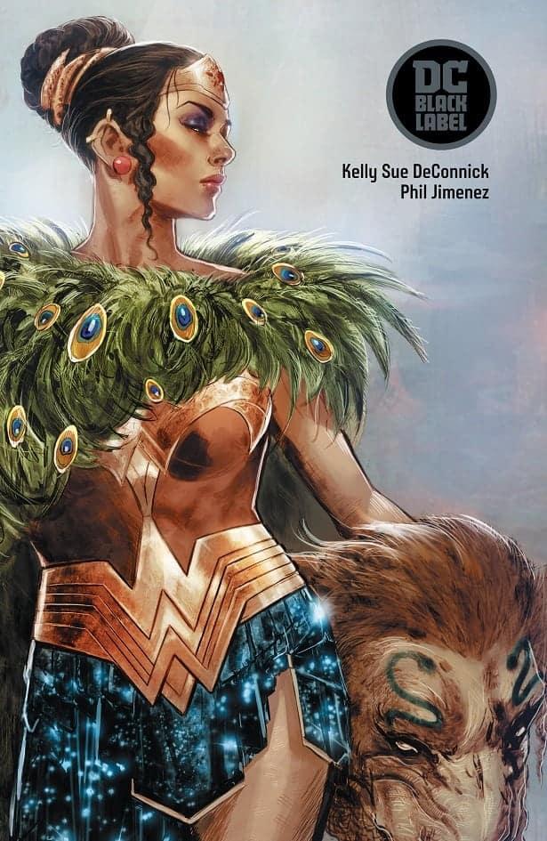 DC Black Label Wonder Woman