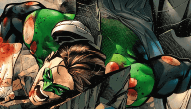 HAL JORDAN AND THE GREEN LANTERN CORPS #41