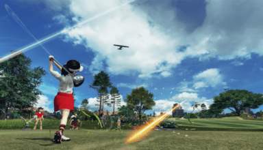 Everybody's Golf featured