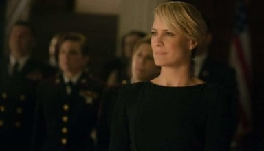 Robin Wright in season 2 of Netflix's