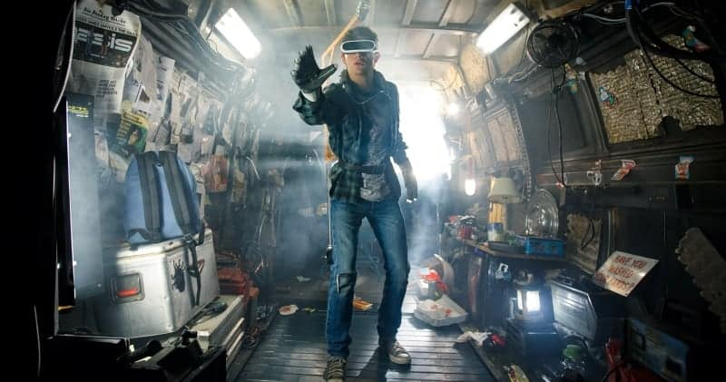 Ready Player One- Wade reaches through the Oasis