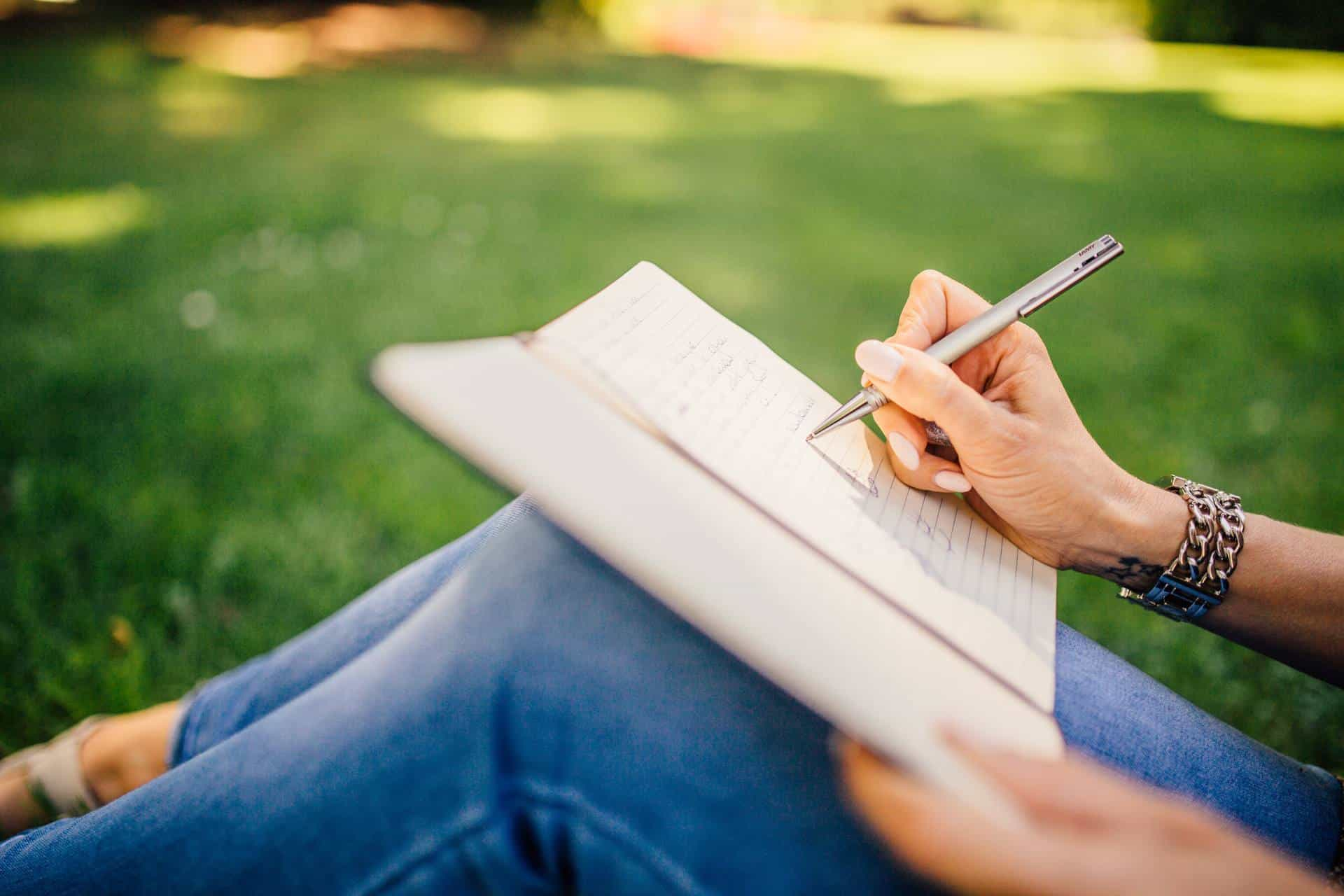 National Poetry Month Writing