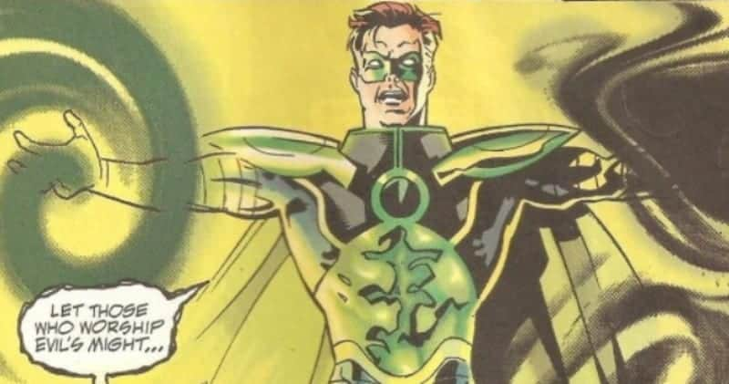 Death in Comics: Hal