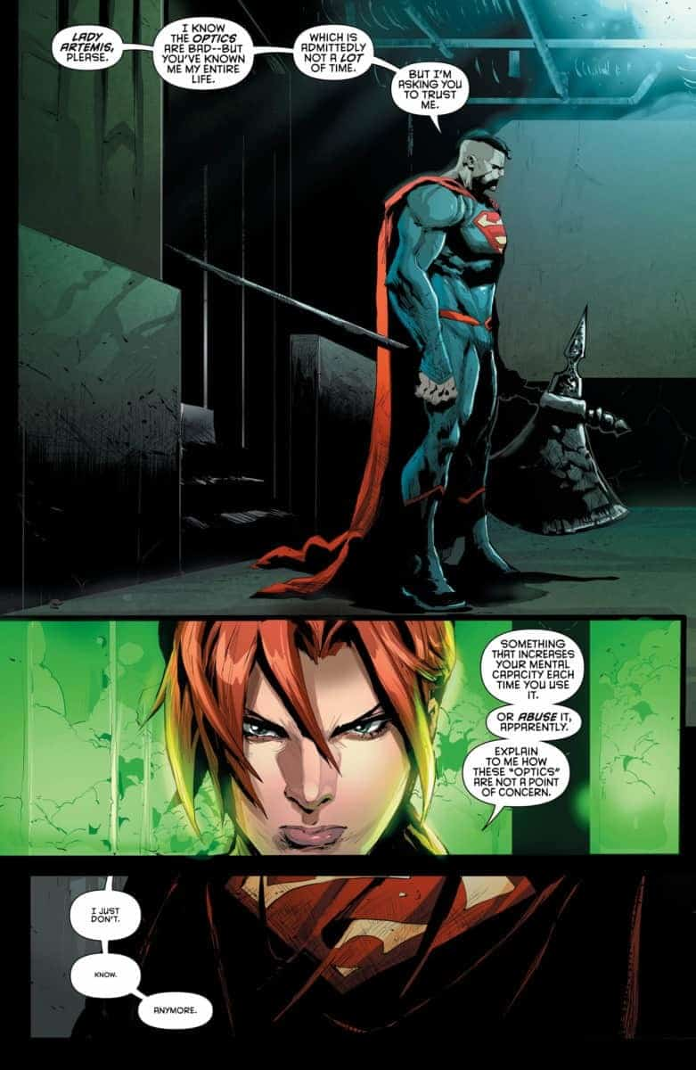 RED HOOD AND THE OUTLAW #21