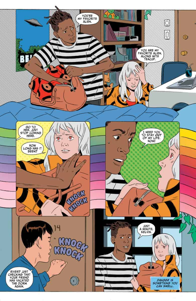 SHADE, THE CHANGING WOMAN #2