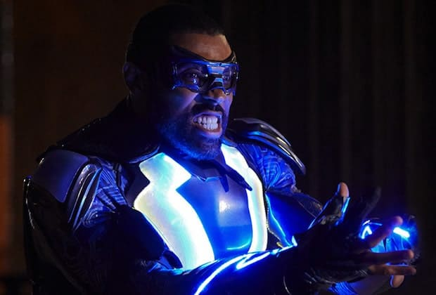BLACK LIGHTNING SEASON 1 Finale