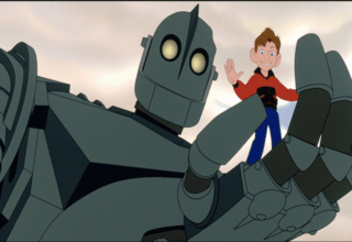 IRON GIANT-classic-animated-film