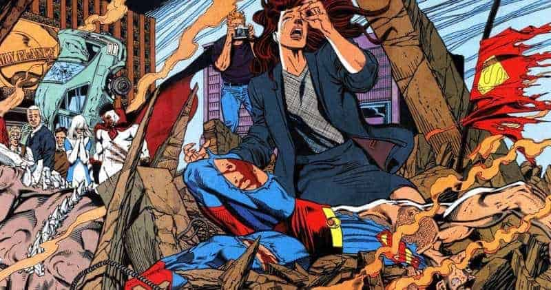 Death in Comics: Superman
