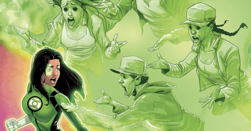 Green Lanterns #45