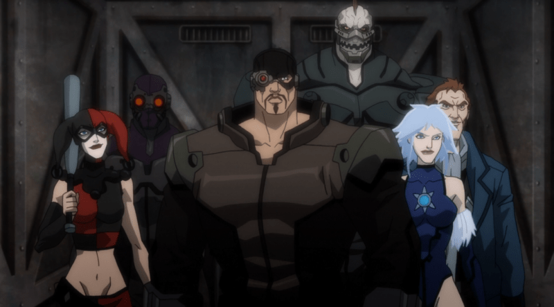 Is Suicide Squad Hell To Pay The Best Suicide Squad Movie Yet