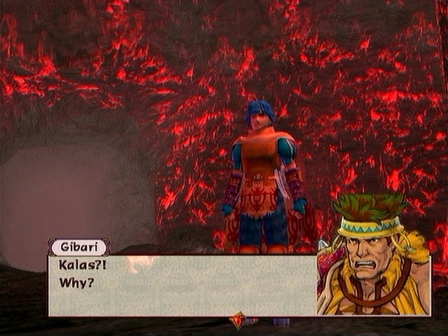 One of the most shocking plot twists in an RPG