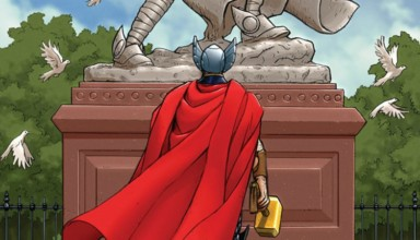 THE MIGHTY THOR AT THE GATES OF VALHALLA #1