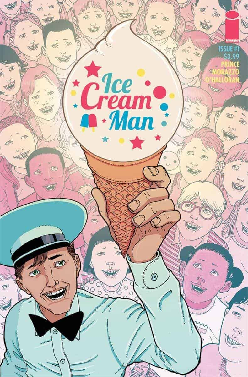 ICE CREAM MAN Vol. 1