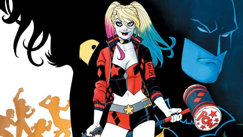 fcee440a0711 Exploring Harley Quinn s Mental Health Through Her Journey