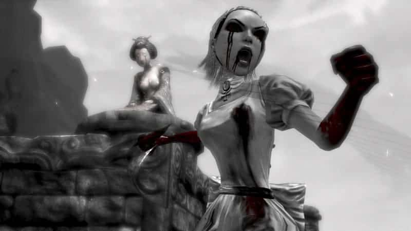 mental illness in video games - ALICE MADNESS RETURNS