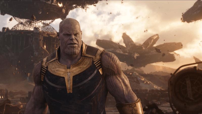 Thanos' Influences
