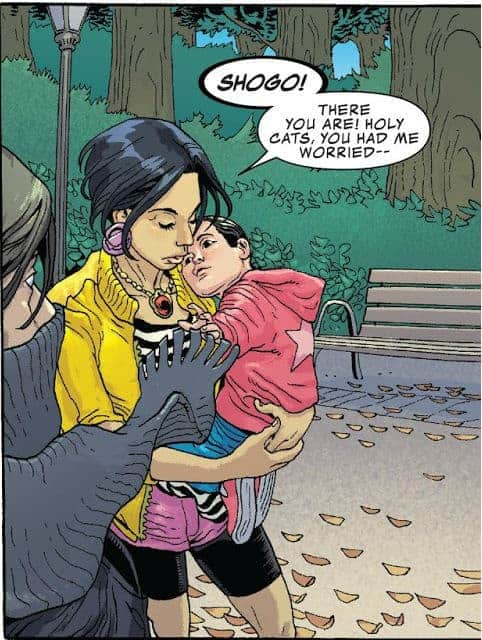 moms of marvel