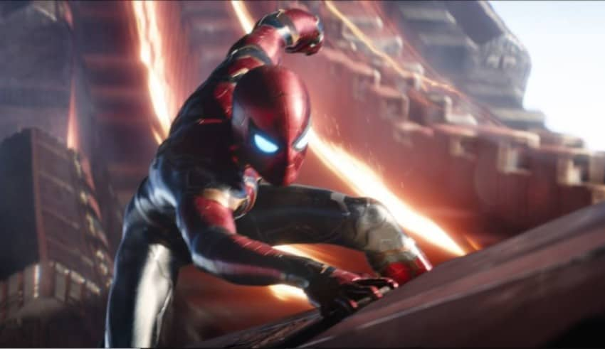 INFINITY WAR: Spider-Man Featured Image Correct