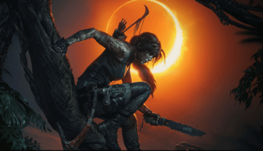 SHADOW OF THE TOMB RAIDER panel