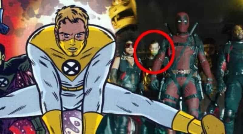 Zeitgeist is one of the X-Force MEMBERS