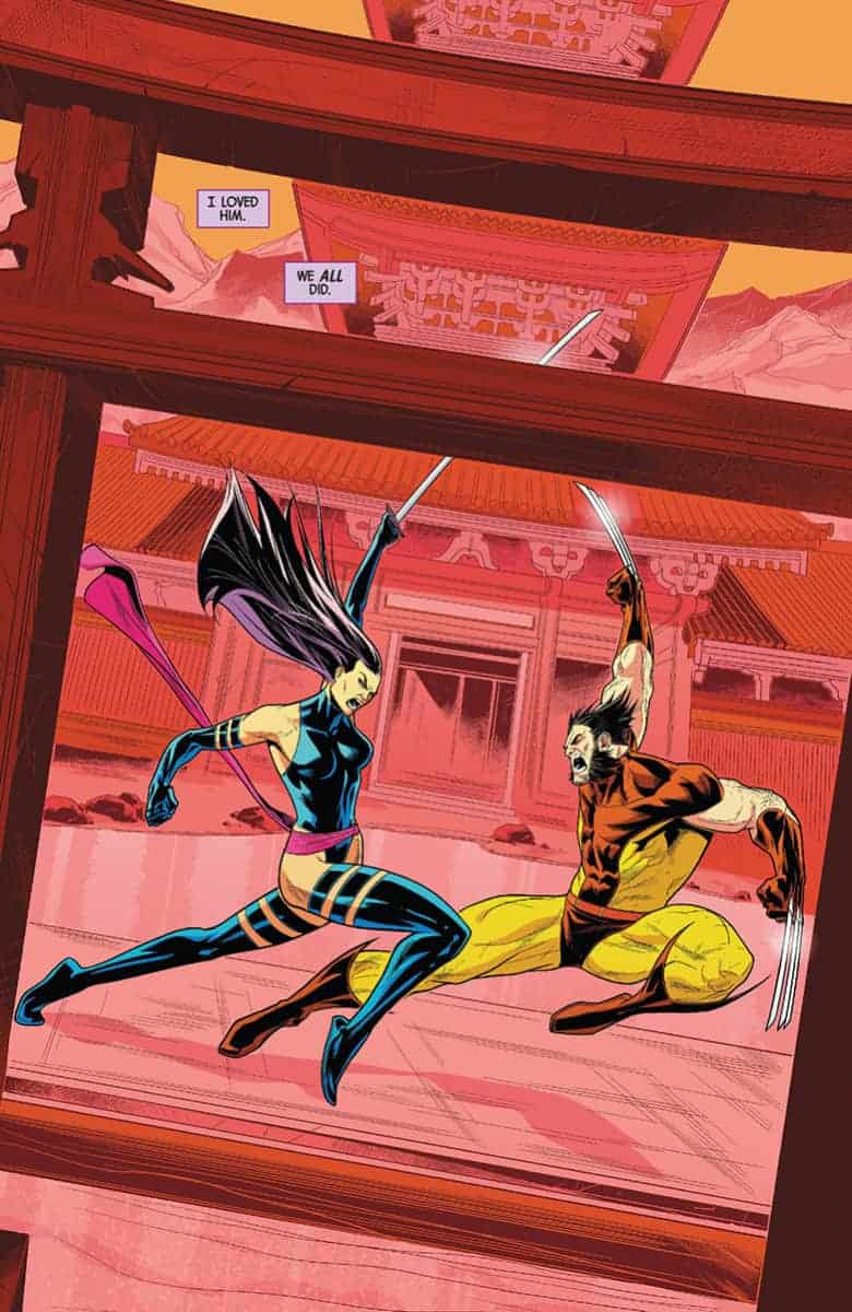 mystery in madripoor #1
