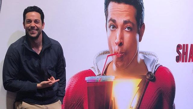 Image result for shazam zachary levi