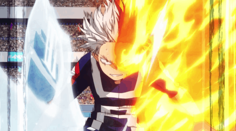The best student of MY HERO ACADEMIA's Class 1-A
