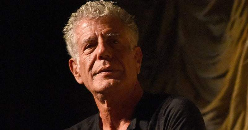SUICIDE: Anthony Bourdain