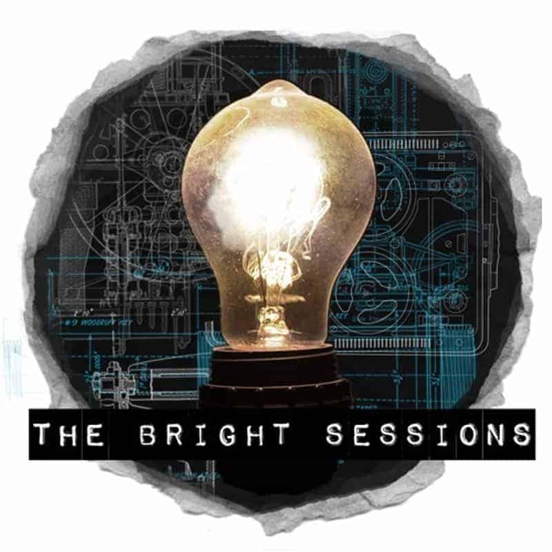 BRIGHT SESSIONS: Logo