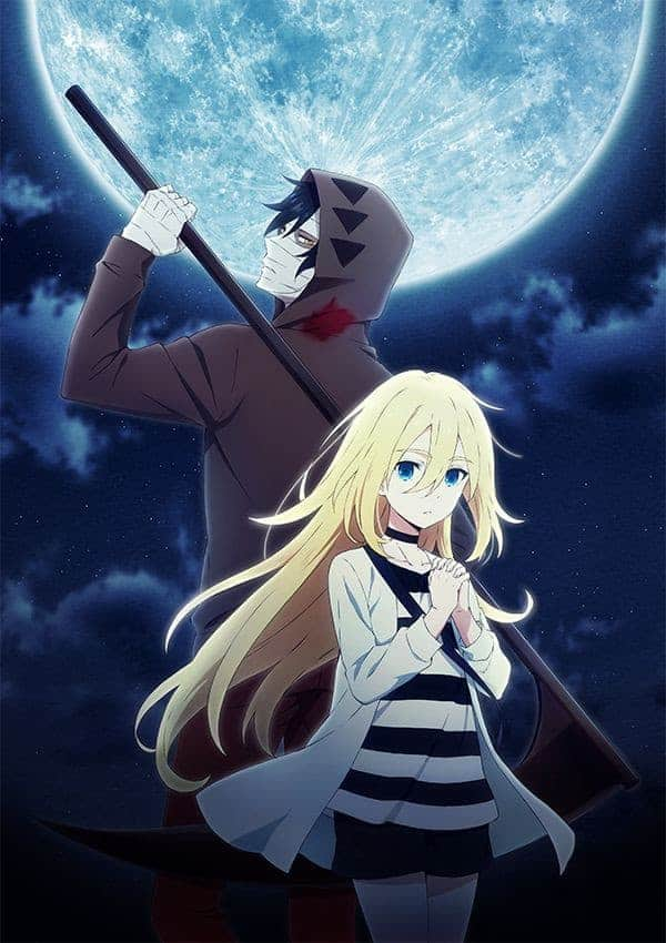 Summer anime ANGELS OF DEATH