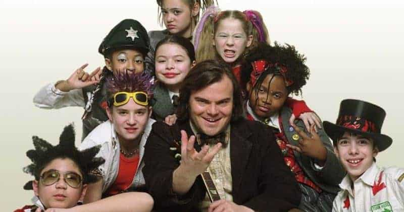 Movies about Music: School of Rock